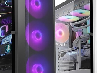 동급 대비 최고의 확장성을 제공하는 PC케이스 다크플래쉬 DLX23 NEO MESH 출시!