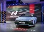현대자동차, 아반떼 N 세계 최초 공개