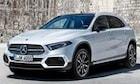 벤츠, 소형 SUV GLA 공개 계획..BMW X1·아우디 Q3와 경쟁