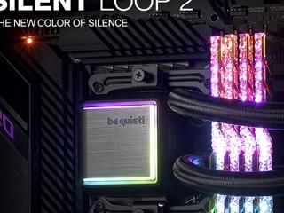 서린씨앤아이 '비콰이어트 사일런트 루프2' 시리즈 AIO CPU 수랭 쿨러 출시