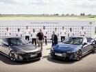 첫 전기 RS 모델, 아우디 RS e-tron GT 바이에른 뮌헨에 전달