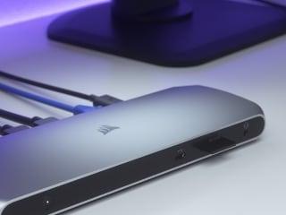 커세어, 고성능 USB-C 허브 'TBT 100 썬더볼트3독' 출시