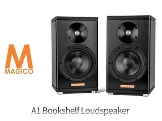 [리뷰] 꿈의 2중주 Magico A1 Bookshelf Loudspeaker