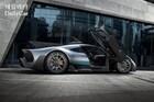 AMG, 2년간 출고 미뤄온 하이퍼카 '원(One)'..2021년 출시 계획