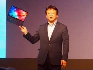 HP코리아 'HP 엘리트 드래곤플라이' 및 'HP 스펙터 x360 13' 발표 기자간담회