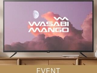 와사비망고, 2021년형 42인치 TV, 'WM F420 FHDTV MAX' 출시