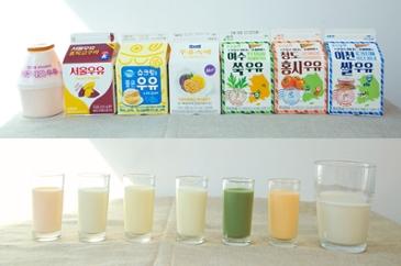 호박고구마부터 쑥까지, 특이점이 온 한국우유 7