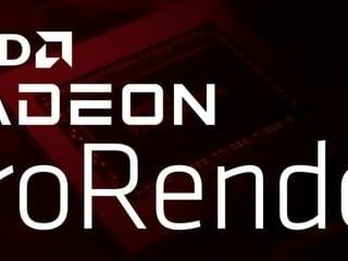 AMD, 라데온 프로렌더 전용 플러그인 업데이트