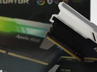 포식자 튜닝램의 등장, ACER PREDATOR DDR4-3200 CL14 APOLLO