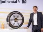 2021 뮌헨오토쇼  콘티넨탈 재생 가능한 타이어 컨셉 공개