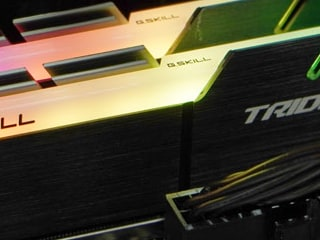 합리적인 성능과 화려함의 결합, 지스킬 DDR4-3200 CL16 TRIDENT Z RGB