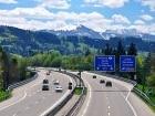 독일 아우토반, 운전자의 77%가 130km/h 미만으로 주행.