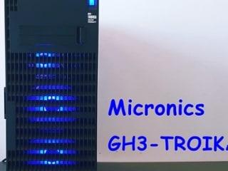 가성비 PC 케이스, 마이크로닉스 GH3-TROIKA 리뷰