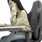 사무실, 가정에서 사용할 수있는 편안한 의자, 제닉스 오비스 (OVVICE) 오피스 의자 시리즈