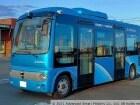 일 중부국제공항, 자율주행 버스 시험 주행 실시