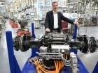 메르세데스 벤츠, 배터리 전기트럭 이악트로스 부품 생산 개시