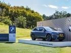 BMW iX, BMW 레이디스 챔피언십서 국내 최초 전시