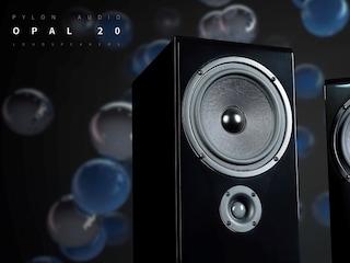 참신함과 노련미가 손을 잡고 있는 사운드 - Pylon Audio Opal 20 스피커