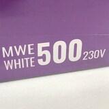 쿨러마스터 MWE 500 WHITE 230V V2.