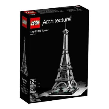 7,670원 내린 레고 아키텍쳐 에펠탑 (21019) (해외구매) [급락뉴스]