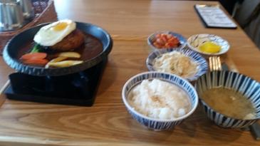[먹거리 소개# 229] 가산디지털단지 마리오 3관 식당가 소이밥상의 클래식 함바그