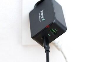 퀵차지 3.0과 USB-PD 충전까지 되는 주연테크 캐리밥 충전기 PA33