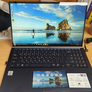 ASUS 젠북15 UX534FAC-A9103T 사용후기