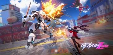 넷이즈, 메카닉 대전 모바일게임 메카시티 ZERO 출시
