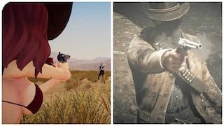 갓겜 vs 망겜 VOL.2 (서부극 슈터 게임)