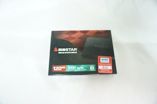 BIOSTAR S100 Series 이엠텍 (120GB) 사용기