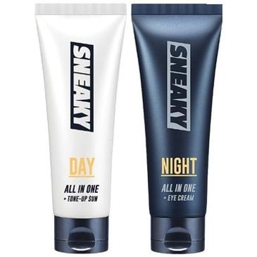 [무료배송] 남자의 밤과 낮은 달라야 하니까! 스니키 올인원