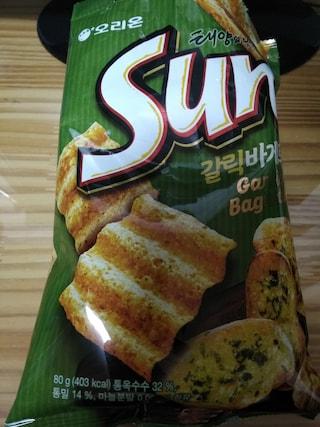 썬칩 마늘바게트