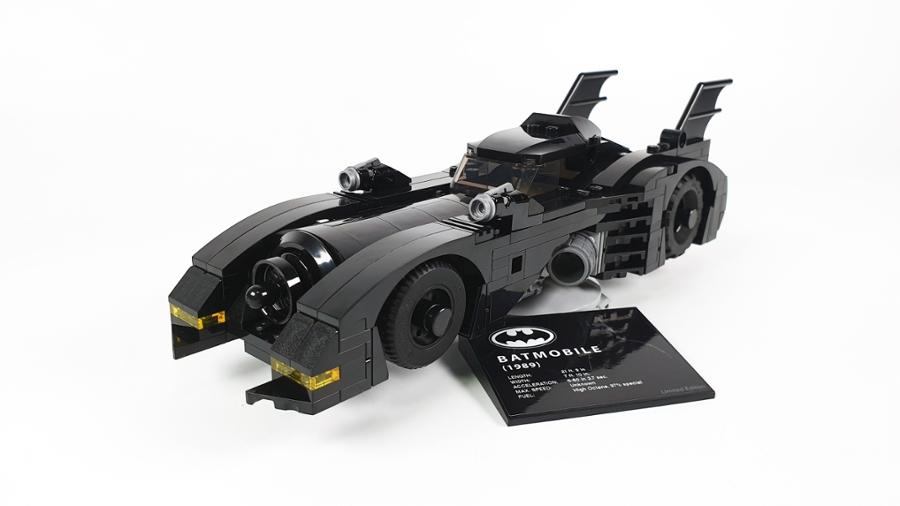 [레고 40433] 한정판 미니 배트모빌(1989 Batmobile Limited Edition)