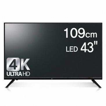 티몬 입점 기념,  극강 가성비 43형 HDR UHD TV 할인판매 소식