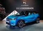 DS 오토모빌, 프렌치 프리미엄 콤팩트 SUV, DS 3 크로스백 공식 출시