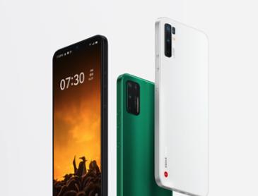 아이폰 4 스타일의 안드로이드 스마트폰 : 스마티잔 너트 프로 3