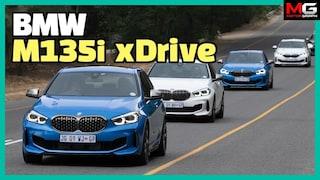 """""""300마력짜리 신형 1시리즈 타봤습니다!"""" BMW M135i xDrive 시승기"""