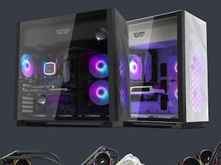 투웨이, 고객 의견 수렴한 'darkFlash DLE 21 RGB MESH 블랙/화이트' 출시