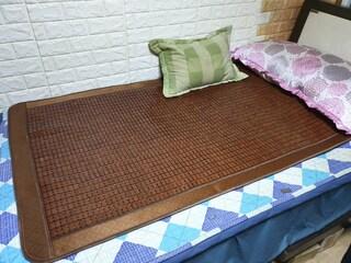탄화마작 침대자리로 여름을 대비해요.