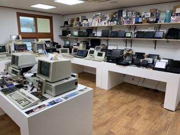 제주도에 있다는 레전드 컴퓨터 박물관