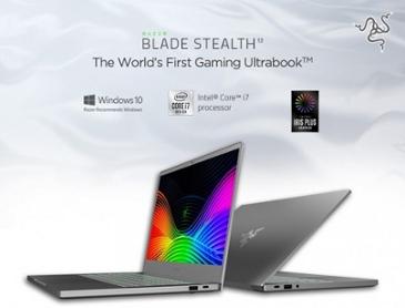 레이저, 10세대 아이스레이크·GTX 1650 탑재한 노트북 출시