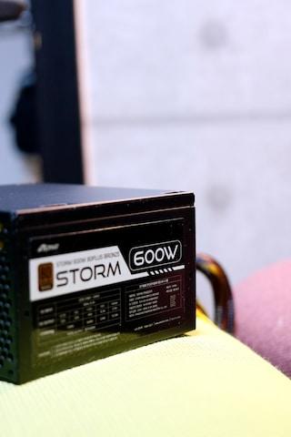 Aone Storm Power 600W 가성비로 괜찮네요
