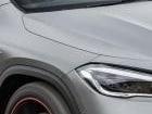 벤츠, 2세대 GLA 공개..BMW X1, 아우디 Q3 경쟁