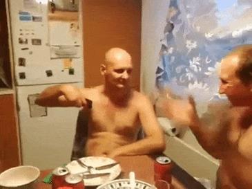 러시아의 술게임
