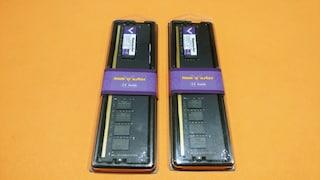 테라바이트 램몬스터 DDR4 CL-19 8GB*2P 메모리 사용기입니다 ^^..