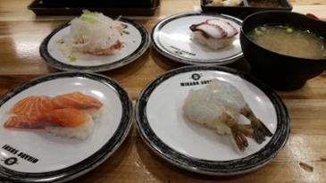 [먹거리 소개# 234] 전주 객리단길 미카도스시에서 먹은 초밥