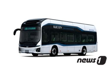 현대차 전기버스 일렉시티…'대한민국 기술 대상' 산업부 장관상