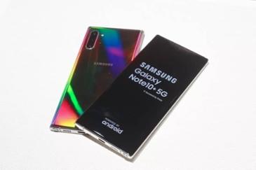 삼성의 5G 스마트폰 시장 점유율, 거의 75 %를 차지