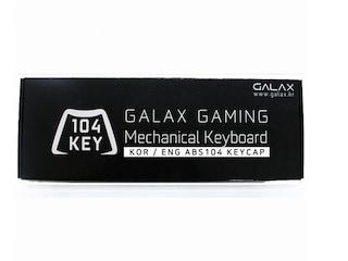 갤럭시 GALAX 한영 ABS 104 키캡