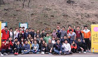 2013년 창립기념일 나눔 활동